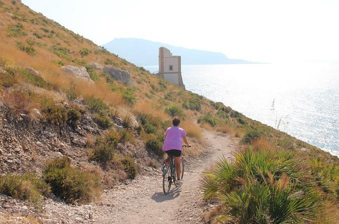 From the Mountain to the Sea:Erice and the Reserve of Monte Cofano