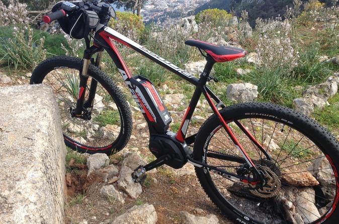 Mount Pellegrino MTB EXPERIENCE - Palermo