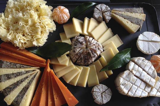 Outstanding French Cheeses and Natural Wines