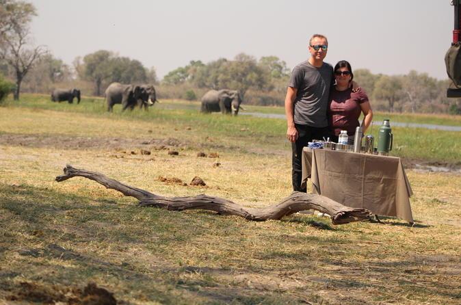 Dry & Wetland Mobile Tented Camping In Botswana - Maun