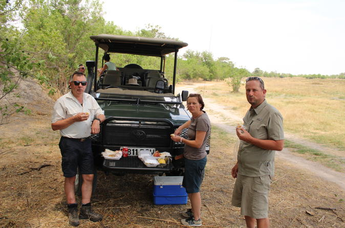 Majestic 6 Nights Camping!Khwai Development Trust,Savuti, Chobe River Front - Maun