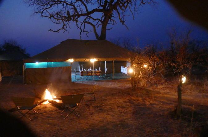 The Great 3 Nights Savuti Camping - Kasane