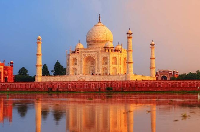 Agra Tour From Delhi By Gatimaan Express Train