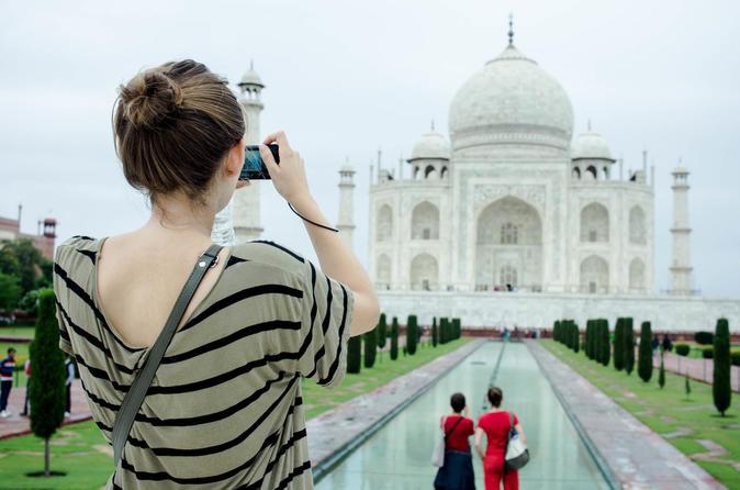 Private Tour To Agra & Sunrise Taj Mahal Tour - Delhi