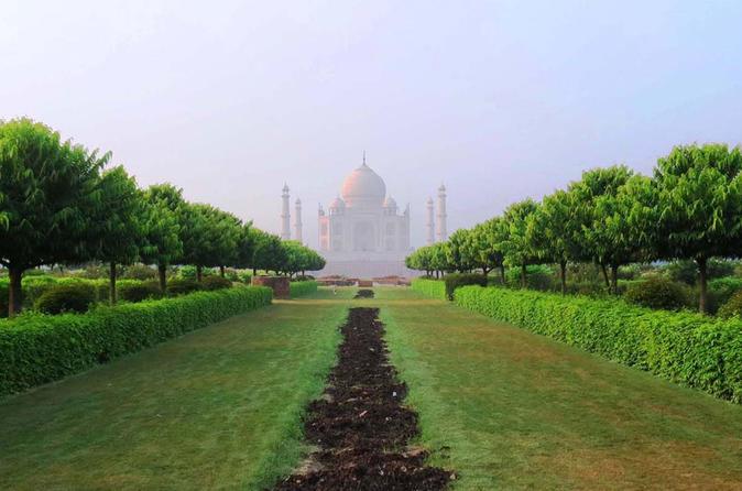 Private Trip : Agra Tour With Taj Mahal By Car - Delhi