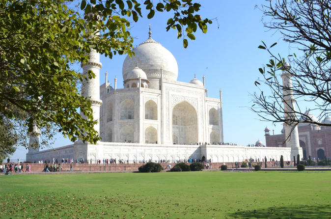 Same Day Agra Tour By Train - Gatimaan Express - Delhi
