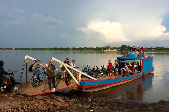 Islands of the mekong bike tour from phnom penh in phnom penh 256954
