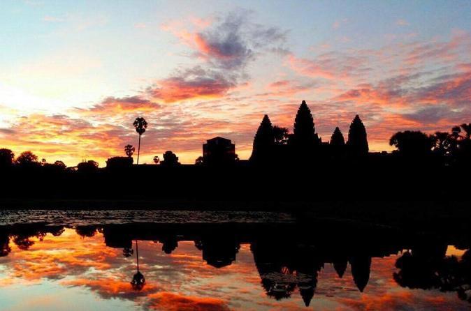3 Days VIP Trip At Angkor Wat - Siem Reap