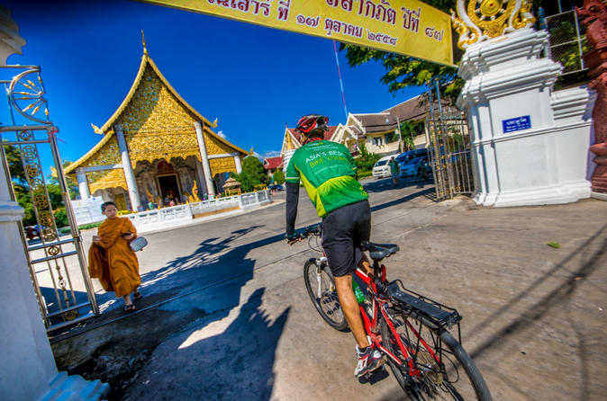 Charming Chiang Mai Bike Tour