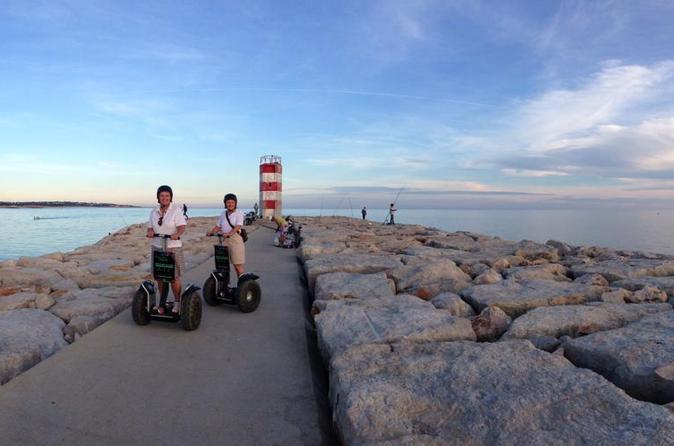 Quarteira and Vilamoura Seaside Segway Tour