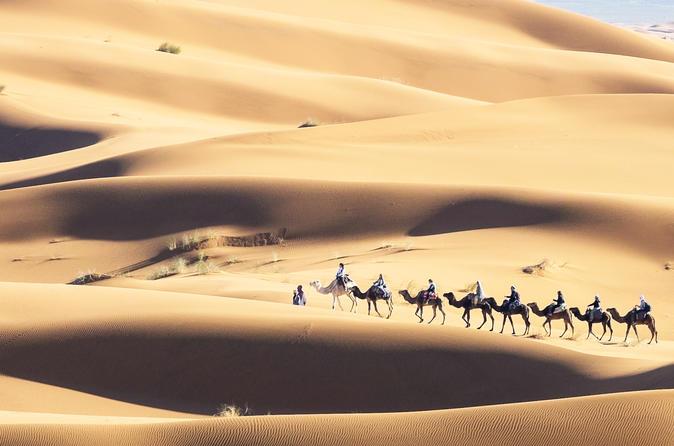 4-Day Desert Tour From Marrakesh