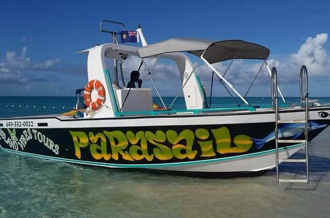 Providenciales Parasailing Adventure