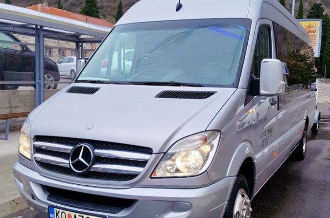 Transfer From Budva(Montenegro) To Dubrovnik (Croatia ) For Individual Transfers
