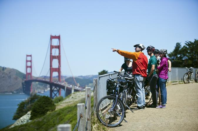 Full-Day Electric Bike Tour of San Francisco
