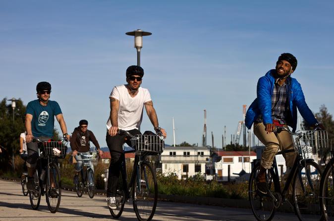 San Francisco 7x7 Bike Tour