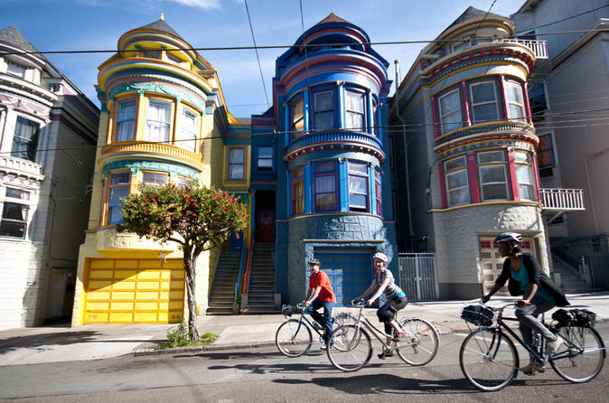 The New Classic San Francisco Bike Tour