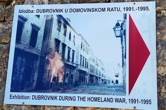 Dubrovnik Homeland War
