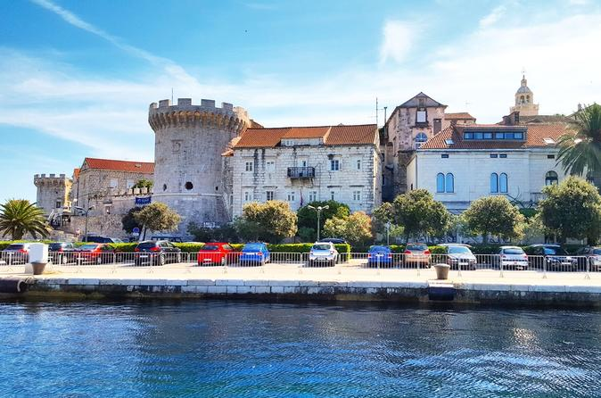 Island Korcula, Peninsula Peljesac, Oyster Tasting Tour From Dubrovnik