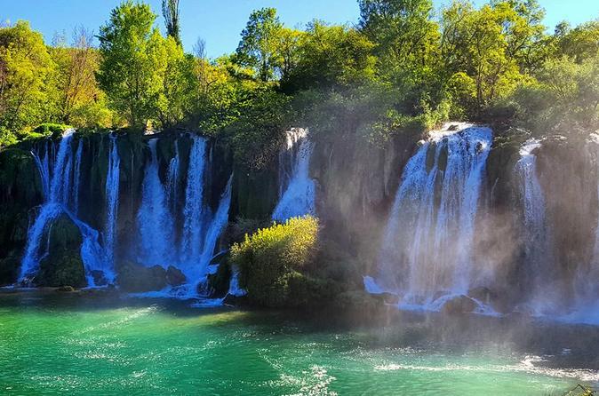 Mostar, Kravice Waterfalls, Blagaj, Pocitelj, Stolac Tour From Dubrovnik