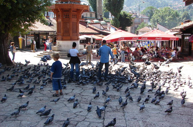 Mostar, Sarajevo With Tunnel Of Hope One-day Private Tour From Dubrovnik