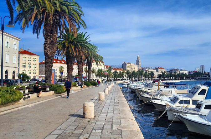 One-day Private Tour From Dubrovnik To Split And Trogir