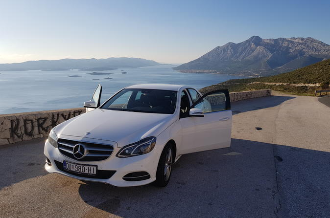 Transfer From Dubrovnik (airport Or City) To Hvar