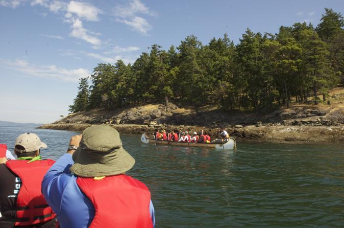 Indian Arm Canoe Adventure
