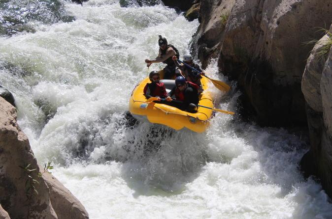 Rafting Río Chili - Arequipa