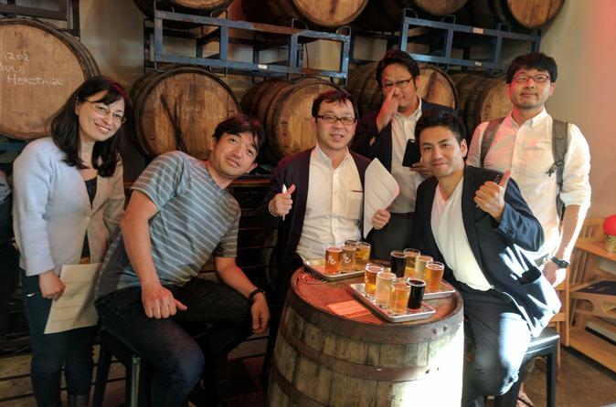 Central Ballard Brewery Tour - Seattle