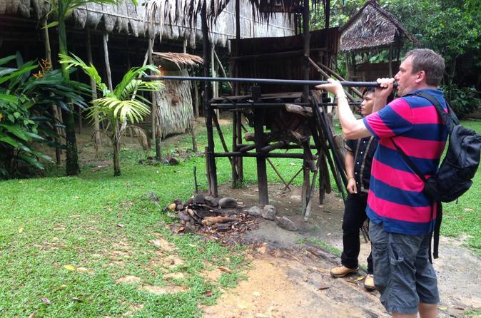 Mari Mari Cultural Village Tour