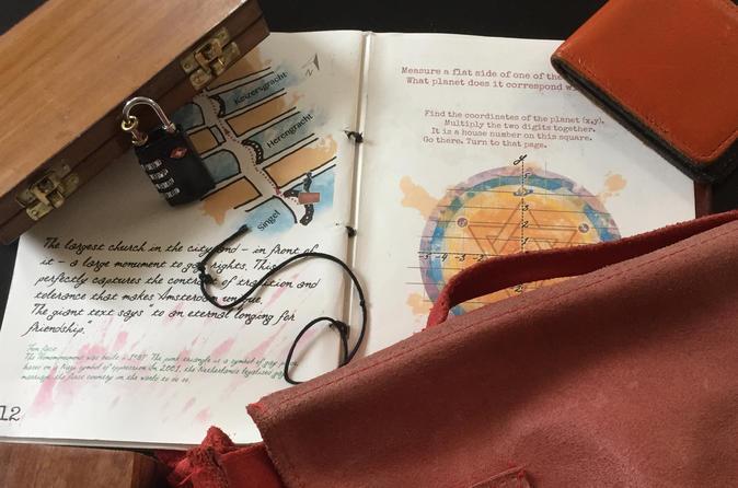 The Mystery Of A Secret Sender - Amsterdam