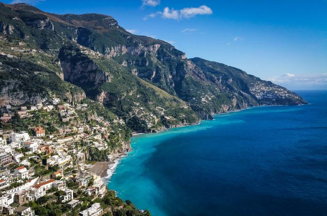 Amalfi Coast and Pompeii for Families Private Tour from Naples
