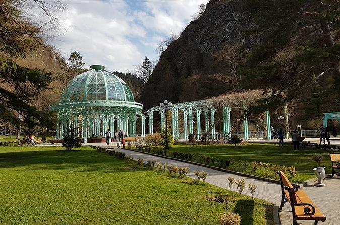 Discover Borjomi In One Day - Tbilisi