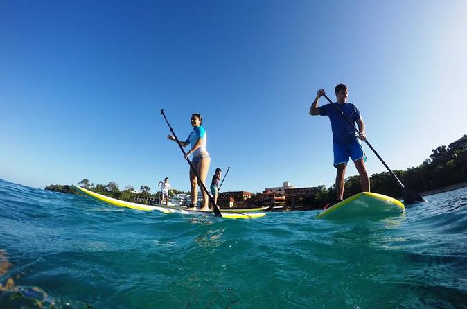 Sosua Stand Up Paddle Boarding - Puerto Plata