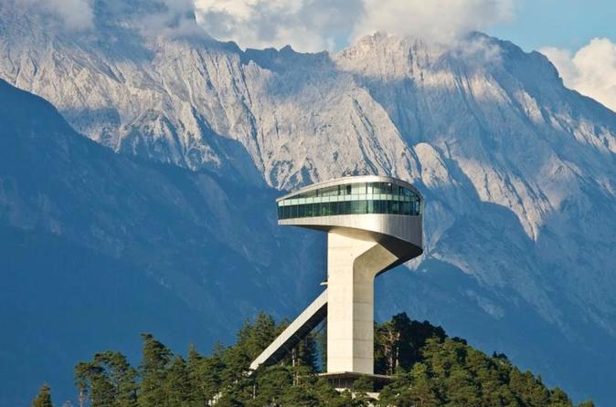 Bergisel - Skijump Area