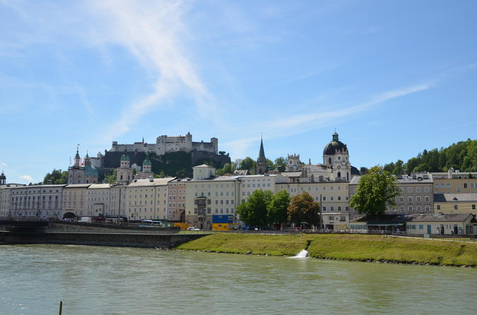 Salzburg full day with all Highlights