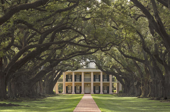 Oak Alley Plantation Tour with Transportation