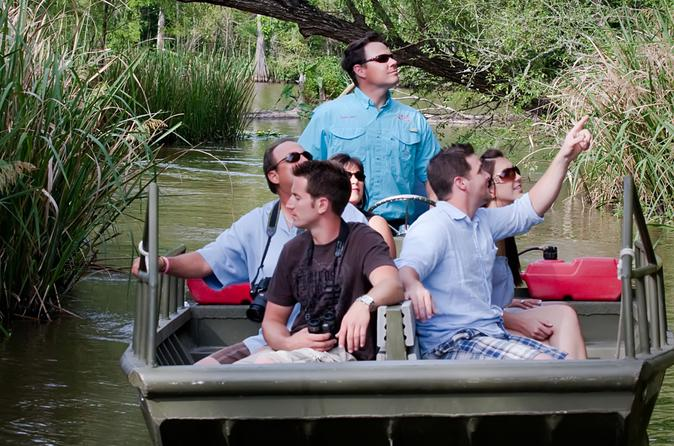 Private Tour: Honey Island Swamp by Boat