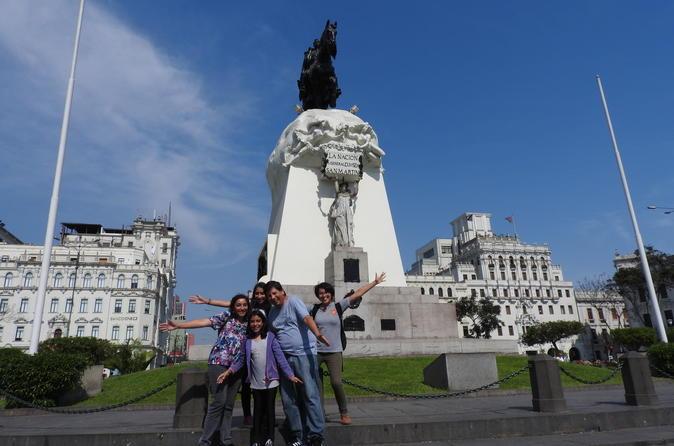 LIMA - Panoramic Walking Tour