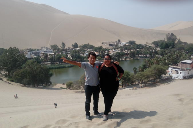 PARACAS - ICA - HUACACHINA - The unique oasis of Ámerica