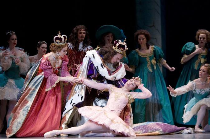 Classic Russian Ballet in St Petersburg