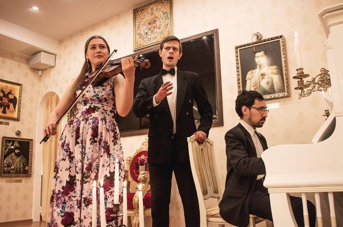 Romanovs Opera Live Music Show