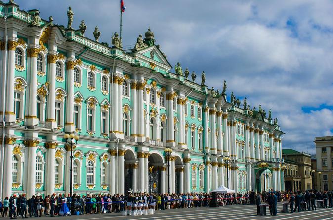 Saint Petersburg 2-Day Visa-Free Group Shore Tour