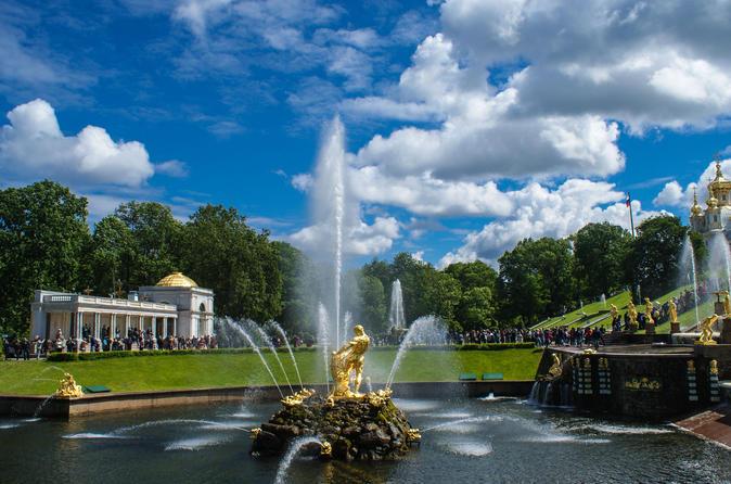 Saint Petersburg 3 Days Visa Free Private Shore Tour