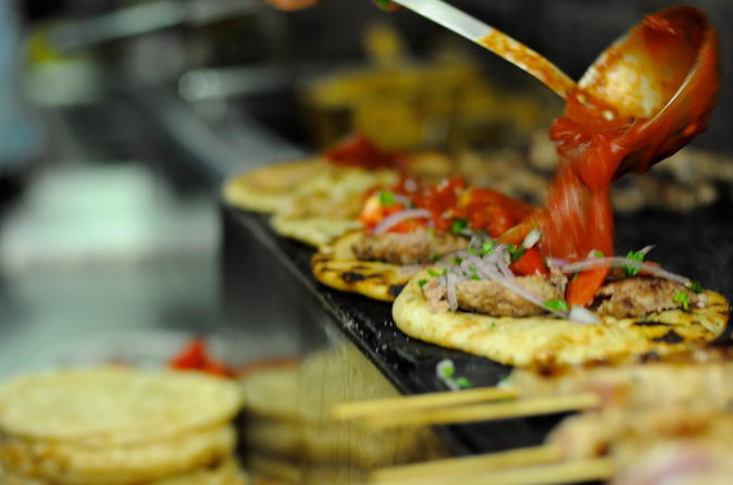 Traditional greek food tasting and culinary walking tour for Apollon greek and european cuisine