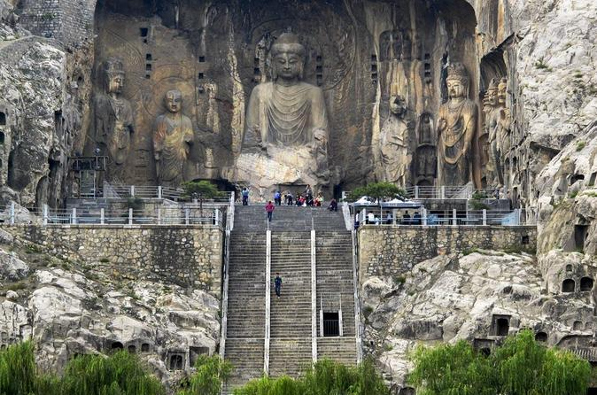 One Day Private Tour To Luoyang And Shaolin Temple From Xi'an By Bullet Train - Xian