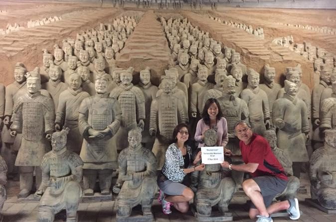 Private Day Tour To The Terracotta Warriors - Xian