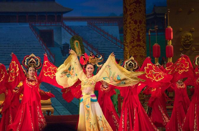 Tang Dynasty Music And Dance Show - Xian
