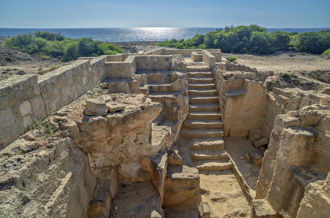 5-Night Cyprus Tour from Paphos or Limassol Including Paphos, Nicosia, Troodos Mountains and Kourion