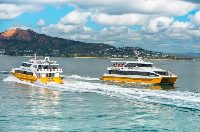 Magnetic island round trip ferry from townsville in townsville 177663